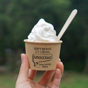 UNMIXed sapporo ソフトクリーム