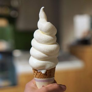 ジャージーファームス ソフトクリーム