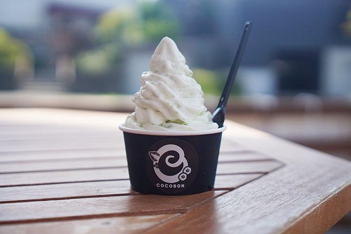 COCOBON ソフトクリーム