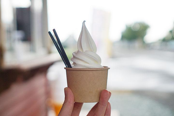 TIARA(ティアラ)ソフトクリーム